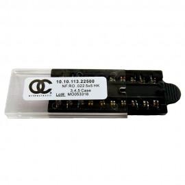 Nuevo-10-Sets-Dental-Material-Metal-Brace-022-3-4-5-ganchos-20-unids-set